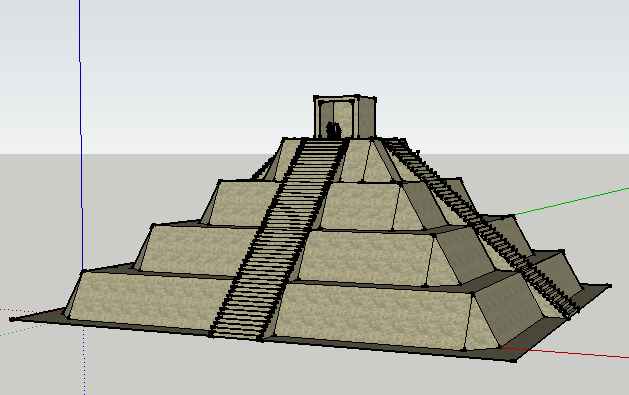 Google SketchUp Y5 Ancient Art & Architecture